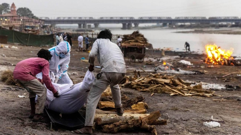 Bodies of COVID-19 victims among those dumped in India's Ganges -gov't document - The Himalayan Times - Nepal's No.1 English Daily Newspaper
