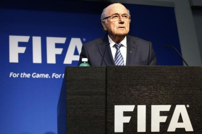 severs ties with scandal-hit FIFA
