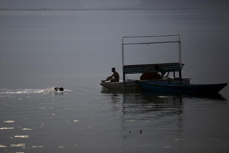 The Phewa Lake of Pokhara. Photo: THT/File