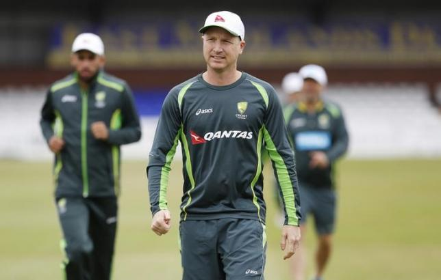 Cricket - Australia Nets  - 3aaa County Ground, Derby - 22/7/15nAustralia's Brad Haddin during training. Action Images via Reuters / Craig BroughnLivepic