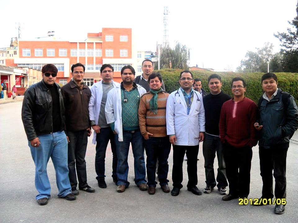 Courtesy: Dr. Umakanta Bhattarai