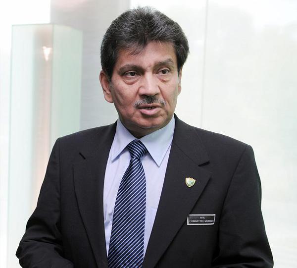 Pakistan Football Federation president Faisal Saleh Hayat