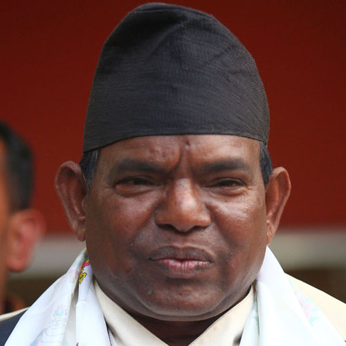 Former Minister of General Administration Lalbabu Pandit
