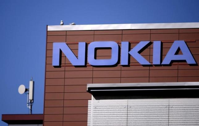 A view of Nokia's head offices in Espoo, Finland, April 15, 2015.  Photo: Reuters