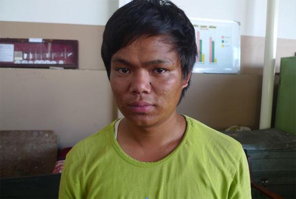 Pranil Gurung (22)  of Gaurishankar-8, Dolakha district