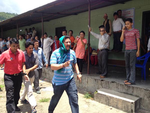 Rastriya Prajatantra Party-Nepal lawmaker Ganesh Thapa Photo: prakash Dahal