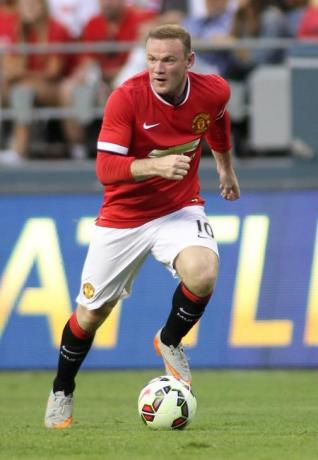 Football - Club America v Manchester United - International Champions Cup Pre Season Friendly Tournament - CenturyLink Field, Seattle, United States of America - 15/16 - 17/7/15 Manchester United's Wayne Rooney Action Images via Reuters / Anthony Bolante