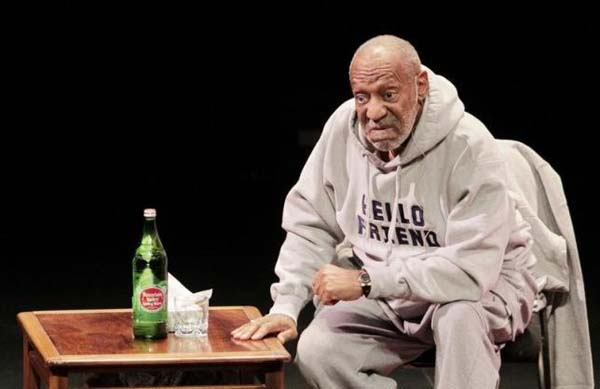 Comedian Bill Cosby performs at The Temple Buell Theatre in Denver, Colorado January 17, 2015. Photo: REUTERS