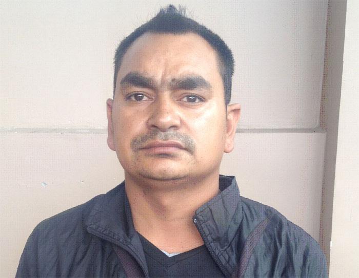 Ganesh Bahadur Khanal. Photo: MPCD