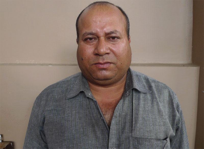 Ganesh Kumar Pandit. Photo: MPCD