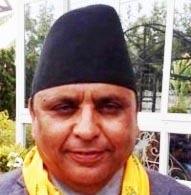 Minister Parajuli