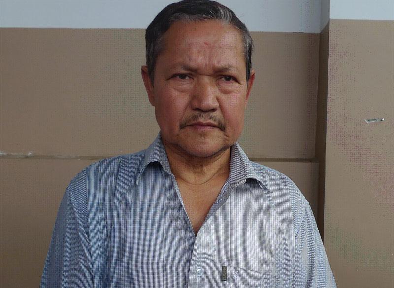Hem Bahadur Ghale. Photo: MPCD