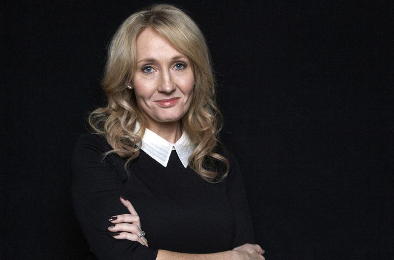 JK Rowling. Photo: talkingtrend.com