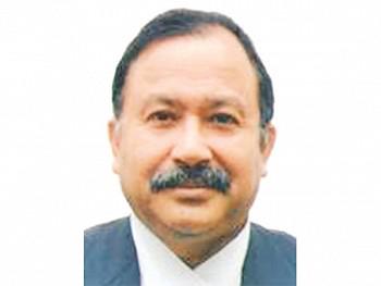 Chief Justice Kalyan Shrestha