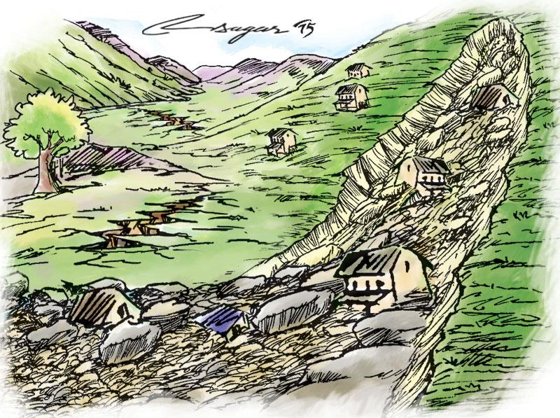 nepal-landslides-cracks