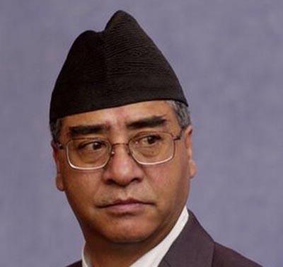 Sher Bahadur Deuba. Photo: THT/File