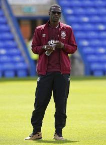 Football - Peterborough United v West Ham United - Pre Season Friendly - ABAX Stadium - 11/7/15. West Ham United's Pedro Obiang ahead of the match. Mandatory Credit: Action Images /Craig Brough/Livepic/Files