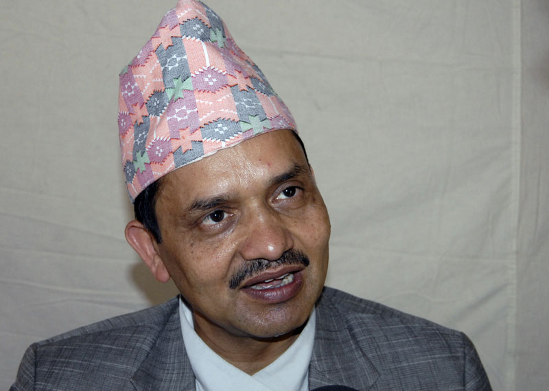 Dr Govinda Raj Pokharel was Vice-Chairman of the National Planning Commission. Photo: THT/File.