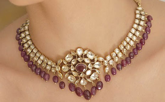 Jewellery according to your face cut