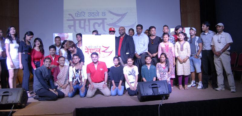 Coca-Cola Pheri Uthne Chha Nepal campaign. Photo: THT