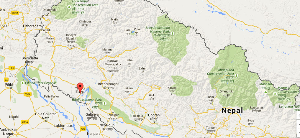 Eight police personnel and a child were killed by an angry mob in Tikapur of Kailali on August 24, 2015.