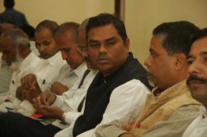 Leader of Madhesi Jaanadikhar Forum Source: THT