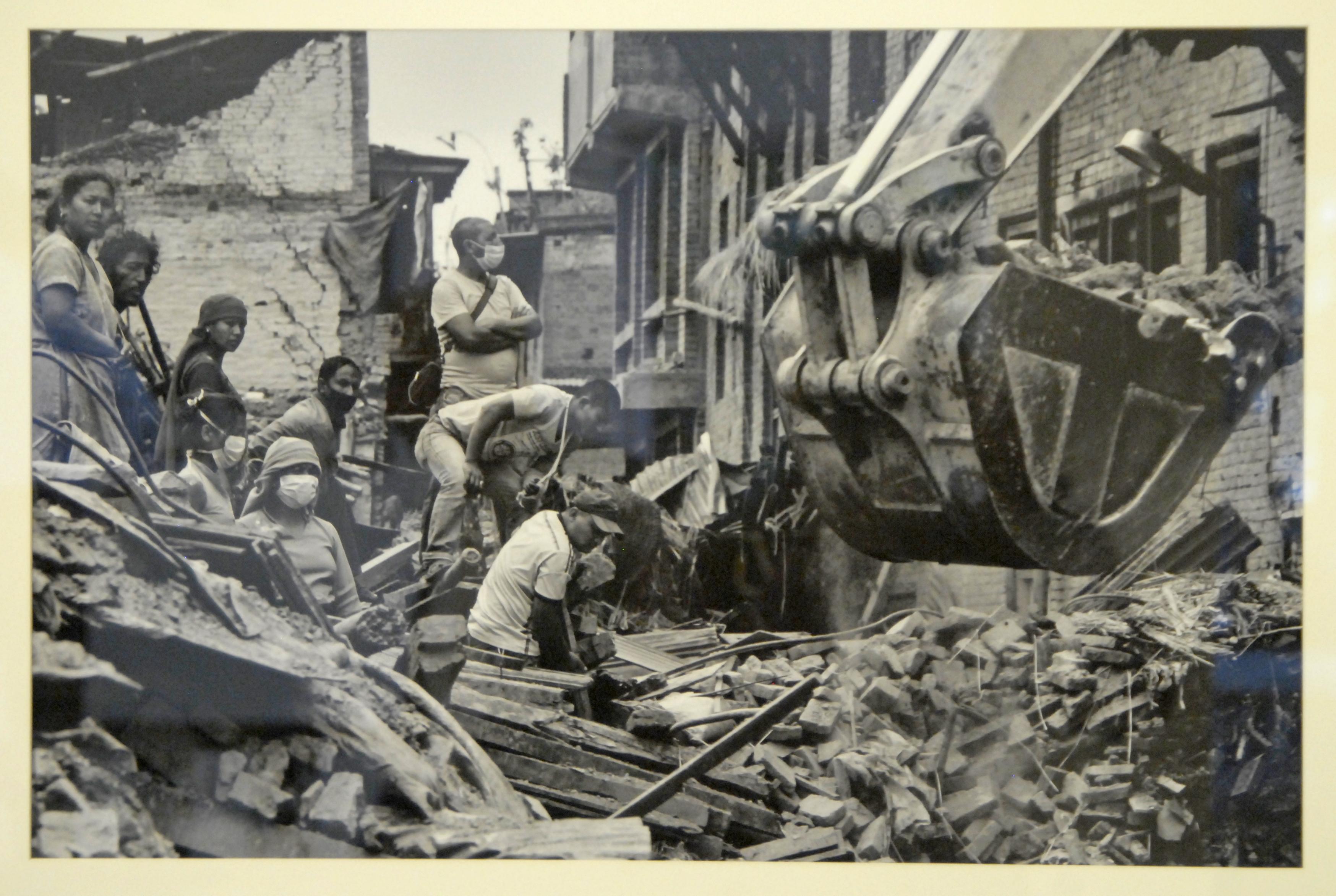 Hansen's Photo Exhibition Photo: THT