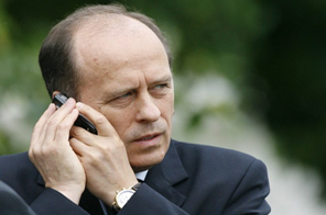 File photo of the director of the Russian domestic security agency (FSB), Alexander Bortnikov.  Source: Agencies