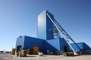 Canadian mining firm Ivanhoe's Oyu Tolgoi mine in Mongolia. Source: AFP