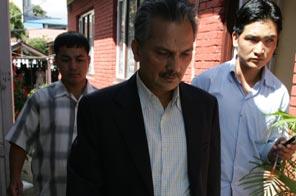 Dr Baburam Bhattarai Source: THT