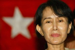Myanmar's detained pro-democracy icon Aung San Suu Kyi, seen here, on Thursday lodged an appeal against her internationally condemned conviction for breaching the terms of her house arrest, her lawyer said. Source: AFP