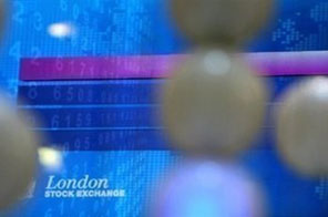 The FTSE 100 slid at the open, with the index of leading shares falling 0.38 percent to 5,492.13 points. Source: AFP