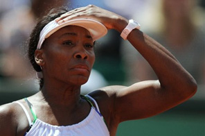 Venus Williams is to begin her defence of the Wimbledon title Source: AFP