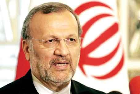 Iran Foreign Minister Manouchehr Mottaki Source: