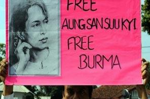 Suu Kyi Source: AFP