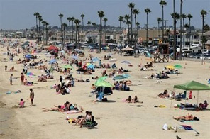 The so-called superbug MRSA, a multiresistant strain of staphylococcus usually found in hospitals, has been discovered for the first time on US beaches, a study said. Source: AFP
