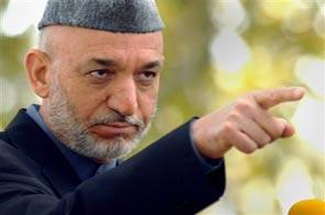 President Hamid Karzai Source: AFP