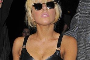 Lady Gaga Source: Agencies