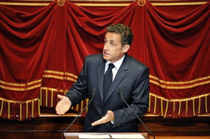 Sarkozy made the wider-than-expected changes following a historic address to parliament Monday Source: AFP
