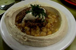 Video: Report on the unifying influence of hummus in Jerusalem. Source: AFP