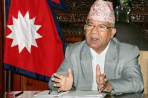 PM Madhav Kumar Nepal Source: THT