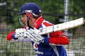 Former England opener Marcus Trescothick Source: AFP