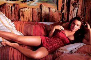 Lindsay Lohan (File) Source: Agencies