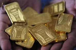 The price of gold hit a record high above id=