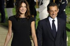 Coached by the sylph-like first lady Carla Bruni, the slimline president Nicolas Sarkozy appears to have kicked off a health craze in the French cabinet, where 'before-and-after' shots show several ministers to have melted. Source: AFP