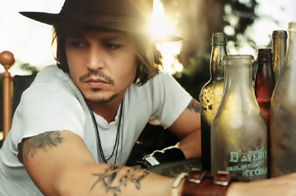 Johnny Depp has revealed that his older sister is the reason behind his Hollywood success. Source: Agencies