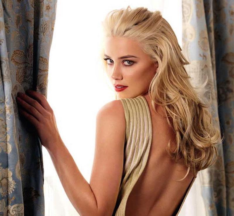 Amber Heard. Photo: inspirationluv.com