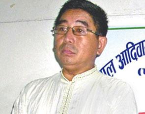 FSPN senior leader Ashok Kumar Rai. Photo: THT/File