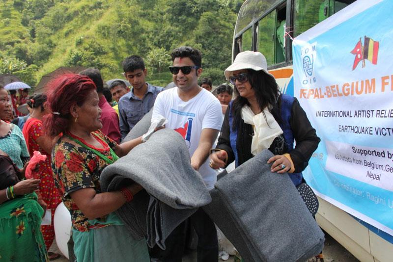 Hope springs in Sindhupalchowk