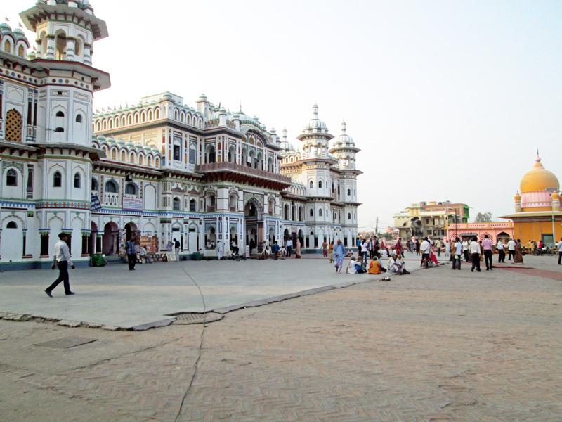 Janaki Temple, Janakpurdham, Janakpur